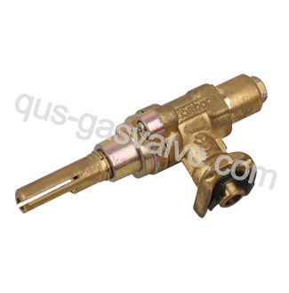 single nozzle brass Burner valve QUS-109B