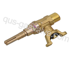 single nozzle brass Burner valve QUS-113A