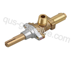 single nozzle brass Burner valve QUS-150A