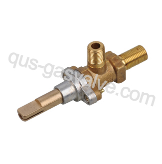 single nozzle brass Burner valve QUS-150B