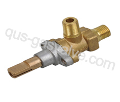 single nozzle brass Burner valve QUS-151A