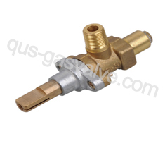 single nozzle brass Burner valve QUS-151B