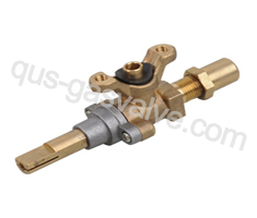 single nozzle brass Burner valve QUS-153A