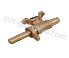 single nozzle brass gas valve QUS-211A