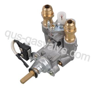 gas cooker valve   QUS-419A