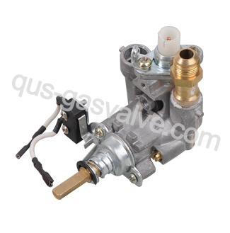 gas cooker valve   QUS-419B
