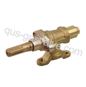 single nozzle brass Burner valve QUS-103E